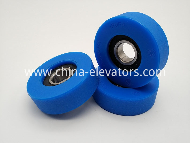 Step Roller for ThyssenKrupp Escalators 75*23.5* 6204