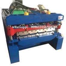 Trapezoid Roof Roll Forming Machine For Bolivia