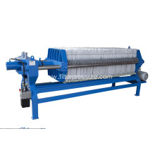 Automatic Hydraulic Paper Industry Plate Frame Filter Press