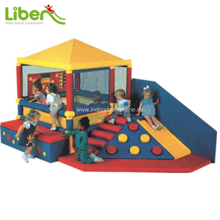 Kids soft play equipment for indoor