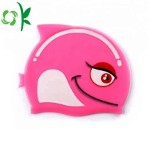 Silicone Popular Swim Cap Design Adult Pool Hat