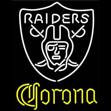 RAIDERS LED NEON SIGN