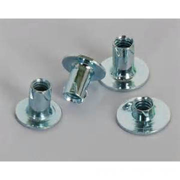 Low Carbon Steel Zinc Plated Propeller Tee Nut