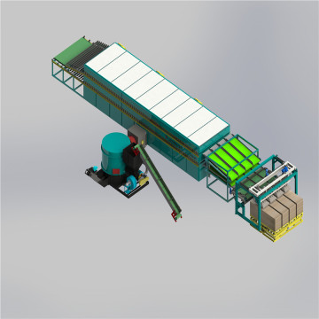 Easy Operation Of Veneer Dryer