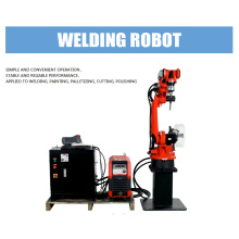 Renewable Design for for Robot Scaffolding Automatic Welding Machine High Quality 6-axis Motoman MH180 supply to Ukraine Supplier