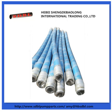 Concrete Pump Steel Wire Rubber Flexible Hose