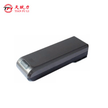 Rechargeable 36V 18650 cells lithium battery pack