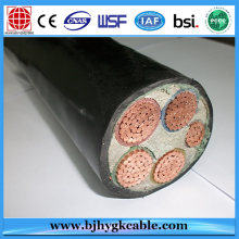 Factory Free sample for Four Core Aluminium Conductor Low Voltage XLPE Insulation Steel Wire Armoured Power Cable export to Zimbabwe Supplier