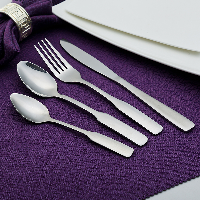 Glisten Stainless Steel Flatware