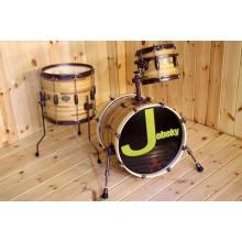 Best quality Low price for Mini Jazz Drums 3 Pieces PVC  Drum Set supply to Comoros Factories
