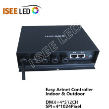 Free Software Artnet LED Controller for LED Lightings