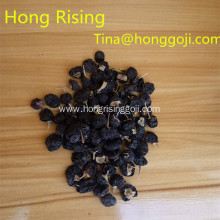 Bulk and package of Black Goji berry