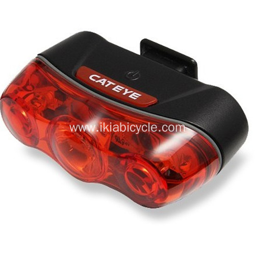 Aluminum Rear Front and Tail Bike light