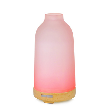 Diffuser Fragrance Ultrasonic Glass Grain Bottom Glass
