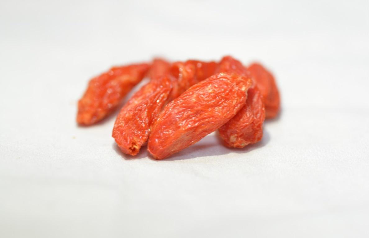 freezing goji berry