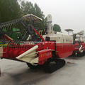 High quality harvesting machine rice harvester for Indonesia
