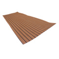 Light Brown & Black Marine EVA Boat Flooring