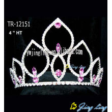Wholesale Cheap Rhinestone Pageant Crowns For Sale