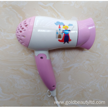 1200W Brand-New Designed Cartoon Images Children Hair Dryer