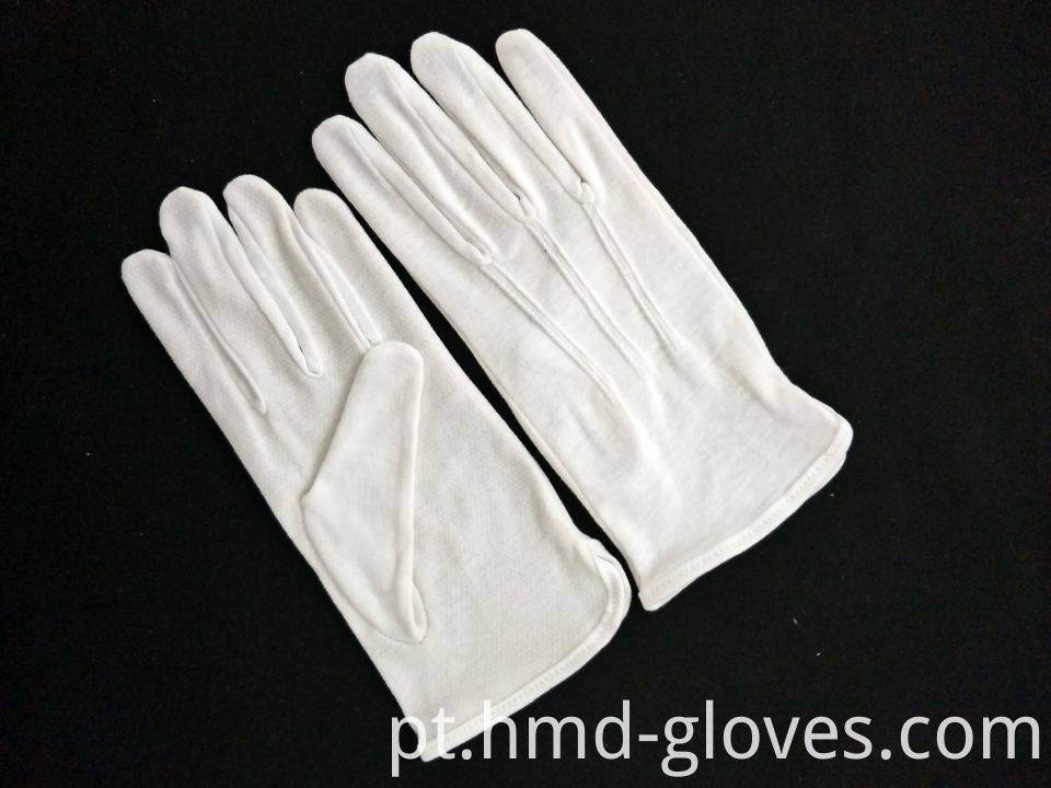 Cotton Dots Gloves