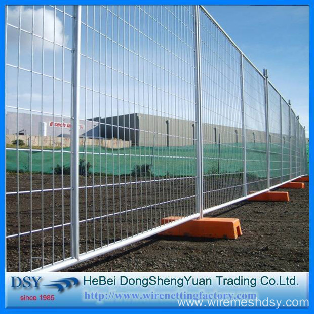 High Standard Removable Construction Temporary Fence