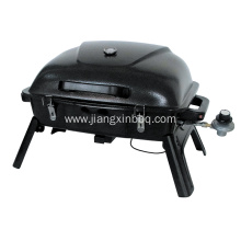 Portable Gas Grill With Folding Legs