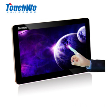 Metal 10.1 HD touchscreen monitor