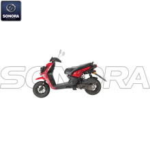 Benzhou YY125T-36B YY150T-36B Body Kit Complete Scooter Engine Parts Original Spare Parts
