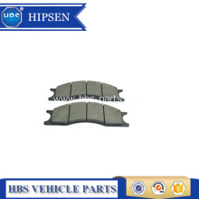 Heavy truck parts brake pads for Volvo