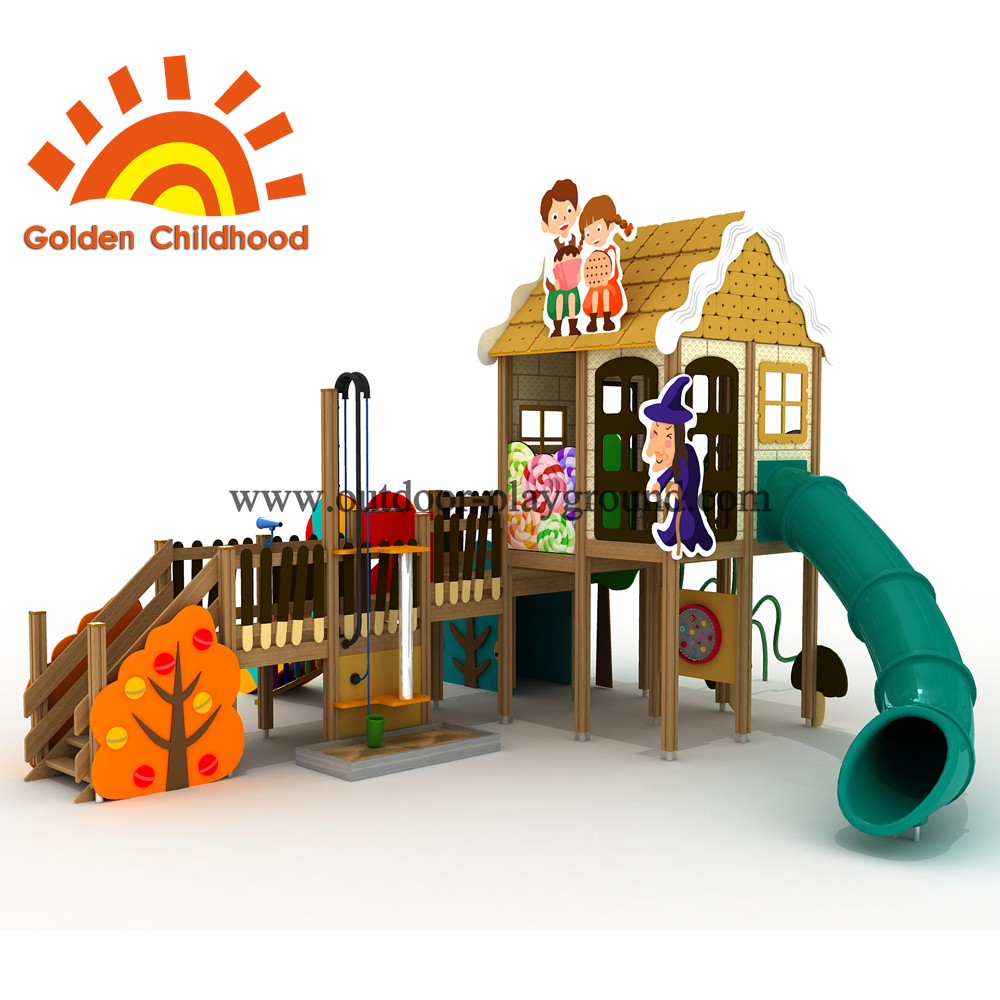 Playhouse Family Backyard Outdoor Playground