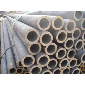 Black Building Materials A53 Seamless Steel Pipe