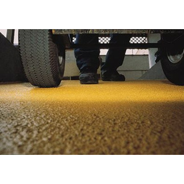 Garage epoxy non slip coating