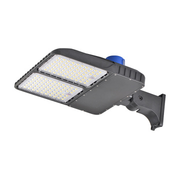300w Shoebox Led Parking Lot Pole Lights