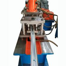Euro palisade fence machine