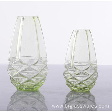 Customized for Decorative Vases Colored Glass Diffuser Bottle Wholesale export to Guinea Manufacturers