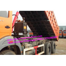 China for Electric Dump Car BEIBEN 25t 6x4 dump truck NG80 2534/2538KY export to Norfolk Island Factories