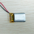 3.7V 501218 Li-polymer battery for bluetooth earphone/mp3