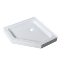 36 Corner White Neo Shower Base