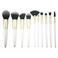 10PC Must Have Makeup Brush Set