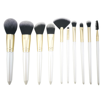 10PC muss Make-up Pinsel Set haben