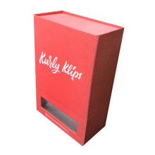 Custom Printing High End Rigid Gift Paper Box