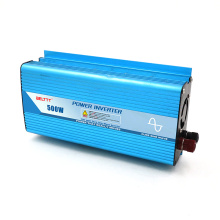 500W 12V24VDC to 110V220VAC Pure Sine Wave Inverter