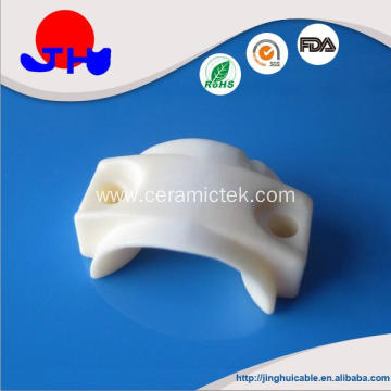 Cheap for China Spinning Ceramics, Textile Spinning Ceramics, General Textile Ceramics, General Spinning Ceramics Exporters High quality alumina ceramic buncher supply to France Suppliers