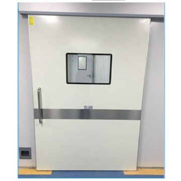 High quality operation room auto sliding door