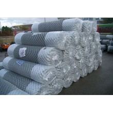 PVC Wire Chain Link Fence
