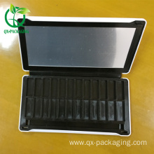 Good Quality for Neutral Eyeshadow Palette factory custom made cosmetic packaging tin box export to Portugal Exporter