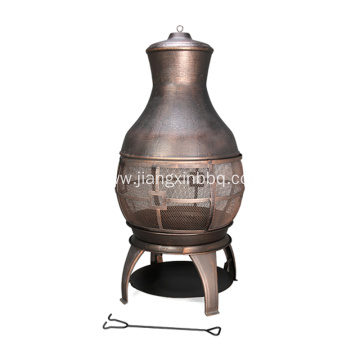 High Temperature Painting Steel Outdoor Firepit