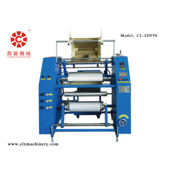Auto Rewinding Film Machine