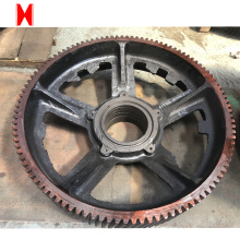 Customized high quality helical gear nodular iron sprockets