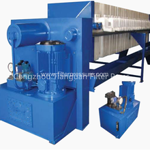 Automatic Open and Discharging Recessed Filter Press